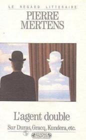 L'Agent Double - Couverture - Format classique
