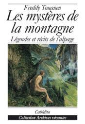 Mysteres De La Montagne (Les) - Couverture - Format classique
