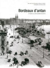 Bordeaux d'antan - Couverture - Format classique