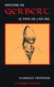 Histoire de gerber - le pape de l'an mil - Intérieur - Format classique