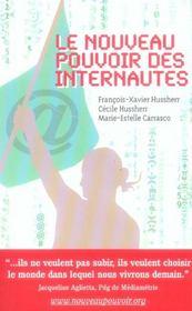Le Nouveau Pouvoir Des Internautes - Intérieur - Format classique