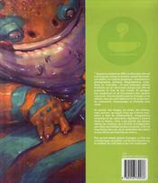 CFSL.net ; café salé ; artbook t.1 - 4ème de couverture - Format classique