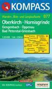 Oberkirch ; hornisgrinde - Couverture - Format classique