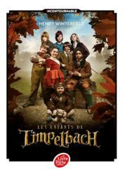 Les enfants de Timpelbach - Couverture - Format classique