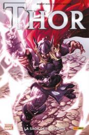 Thor ; la saga des déviants - Couverture - Format classique
