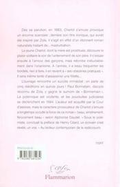 Charlot S'Amuse - 4ème de couverture - Format classique