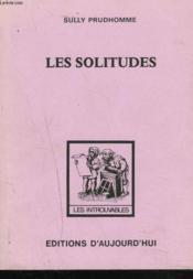 Les Solitudes - Couverture - Format classique