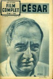 Tous Les Jeudis - Film Complet N° 261 - Cesar - Couverture - Format classique
