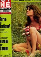 CINE REVUE - TELE-PROGRAMMES - 56E ANNEE - N° 3 - LES GRANDS MOYENS - Vendetta et vieilles dentelles. - Couverture - Format classique