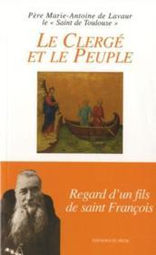 Le clerge et le peuple - Couverture - Format classique