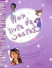 Mon livre de secrets - Intérieur - Format classique
