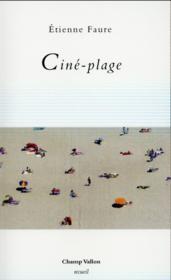 Ciné-plage - Couverture - Format classique