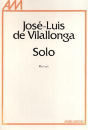 Solo. - Couverture - Format classique