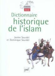 Dictionnaire Historique De L'Islam - Couverture - Format classique