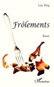 Frolements - Couverture - Format classique