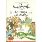 Le temps des secrets ; souvenirs d'enfance - Couverture - Format classique