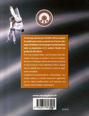 Judo kata ; les formes classiques du kodokan - 4ème de couverture - Format classique