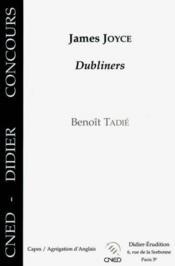 James Joyce:Dubliners - Couverture - Format classique