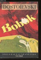 Bobok - Couverture - Format classique