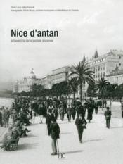 Nice d'antan - Couverture - Format classique