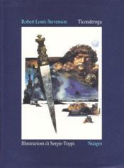 Ticonderoga - Couverture - Format classique
