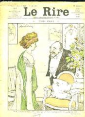 Le Rire N° 336 Du 10 Juillet 1909. Villes Deaux, Le Record De L Habilete, Les Reflexions De Botte... - Couverture - Format classique