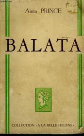 Balata. Collection : A La Belle Helene. - Couverture - Format classique