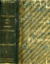 LE BON JARDINIER, ALMANACH POUR L'ANNEE 1847, 2e PARTIE, PLANTES ET ARBRES D'ORNEMENT - Couverture - Format classique
