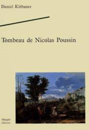 Tombeau de nicolas poussin - Couverture - Format classique