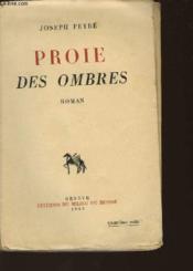 Proie Des Ombres - Couverture - Format classique