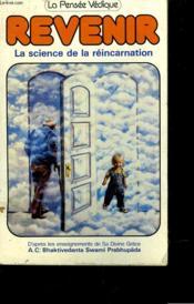 Revenir - La Science De La Reincarnation - Couverture - Format classique