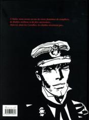 Corto Maltese T.3 ; Toujours Plus Loin - 4ème de couverture - Format classique