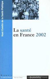 La sante publique en france - Intérieur - Format classique