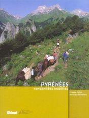 Randonnées insolites dans les Pyrénées - Intérieur - Format classique