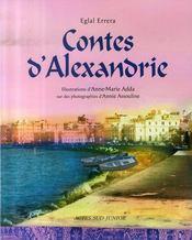 Contes d'alexandrie - Intérieur - Format classique
