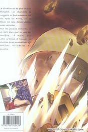 Yureka t.14 - 4ème de couverture - Format classique