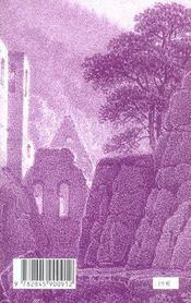 La tradition secrete des mystiques ou le gnostique de saint clement d'alexandrie - 4ème de couverture - Format classique