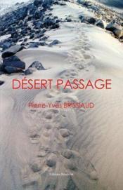 Desert passage - Couverture - Format classique
