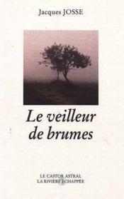 Le Veilleur De Brumes - Couverture - Format classique