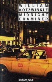 Midnight examiner - Couverture - Format classique
