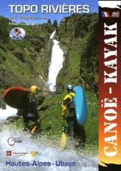 Hautes-Alpes, Ubaye - Couverture - Format classique