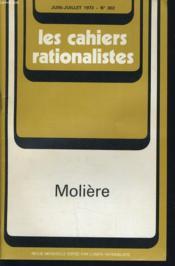 LES CAHIERS RATIONALISTES n°302 : Molière - Couverture - Format classique