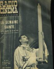 Radio Cinema Television N°272 - Couverture - Format classique