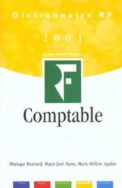 Dictionnaire Comptable 2001 - Couverture - Format classique