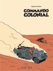Commando colonial ; intégrale - Couverture - Format classique
