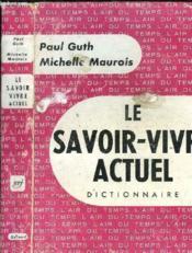 Le Savoir Vivre-Actuel Collection L Air Du Temps - Couverture - Format classique