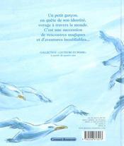 L'enfant sans nom - 4ème de couverture - Format classique