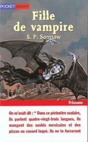 Fille De Vampire - Intérieur - Format classique