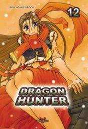 Dragon hunter t.12 - Couverture - Format classique