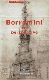 Borromini en perspective - Couverture - Format classique